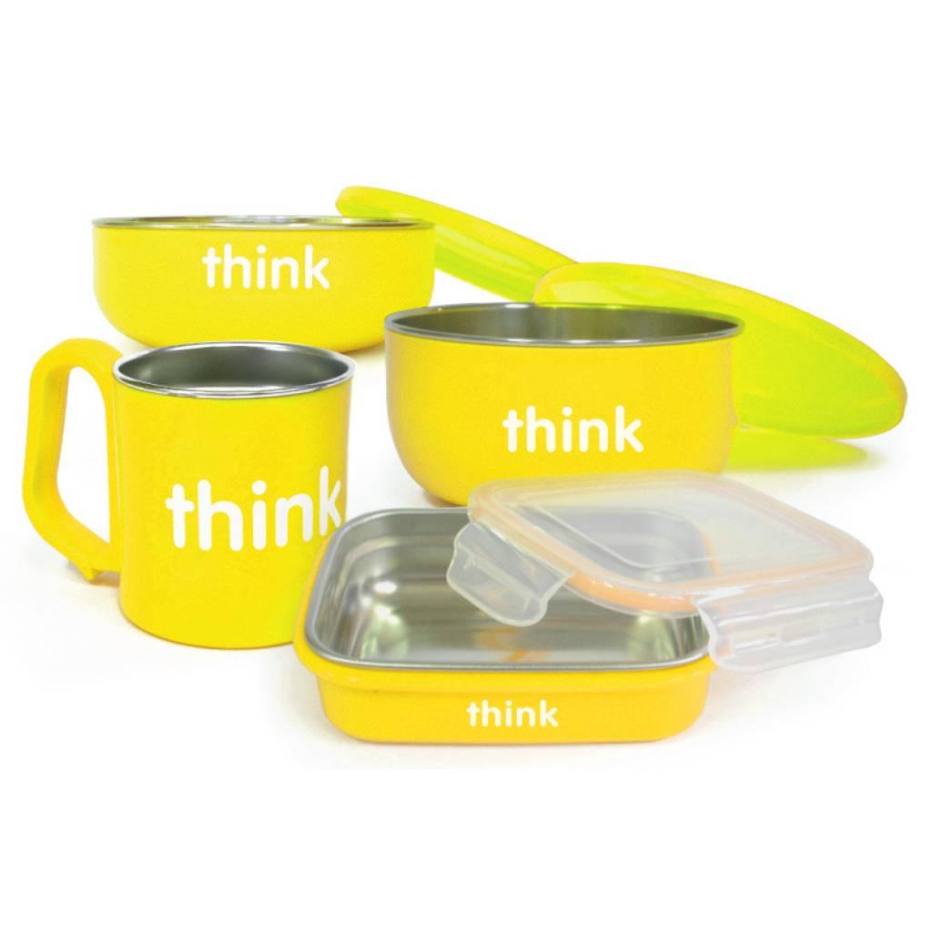 thinkbaby Complete Feeding Set
