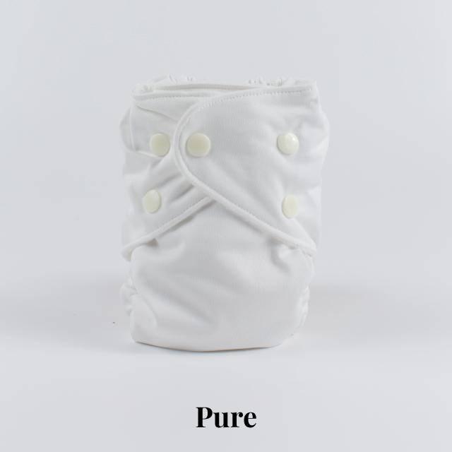 fuzzibunz FuzziBunz First-Year Pocket Diaper - Gently Used
