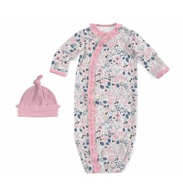 Magnetic Me Magnetic Me Modal Gown & Hat Set - Cambridge Floral