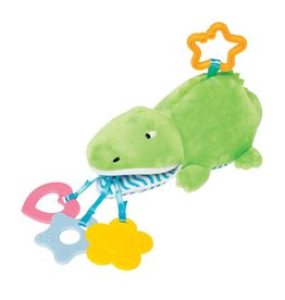Manhattan Toys Gabby Gator Teething Toy