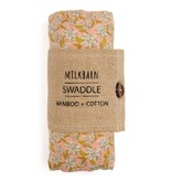 Milkbarn Milkbarn Bamboo Swaddle