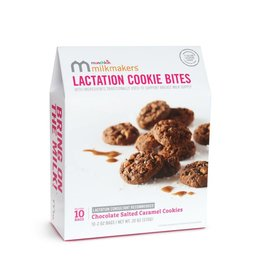 Milk Makers Milkmakers Salted Caramel Lactation Cookie Bites 10 pk