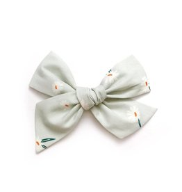 All the Little Bows All the Little Bows Fabric Headband - Specialty Knot//Daisy Floral