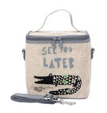 SoYoung Wee Gallery Alligator Small Cooler Bag