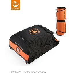 Stokke Stokke PramPack Orange/Black