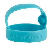 NoMo Nausea Bracelet Light Bl Adult