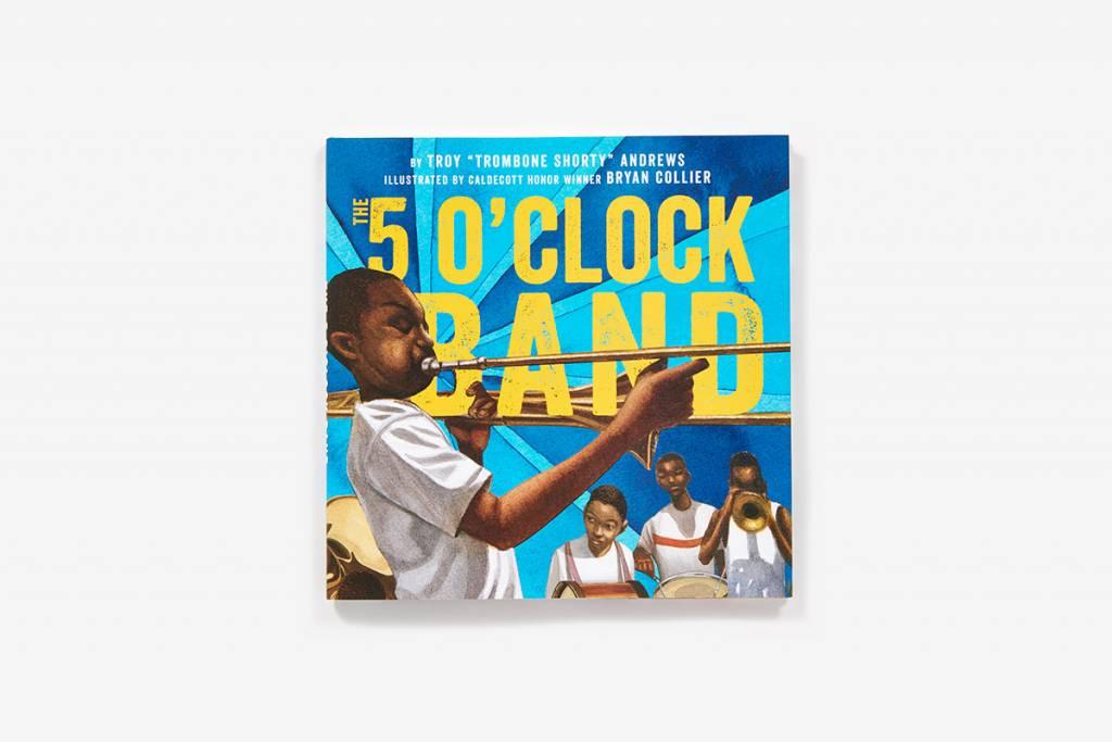 Books The 5 O'Clock Band