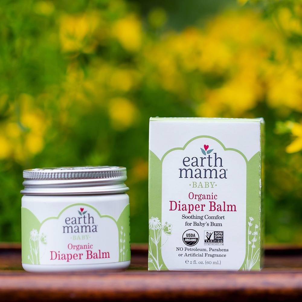 Earth Mama Angel Baby Earth Mama Organics Diaper Balm