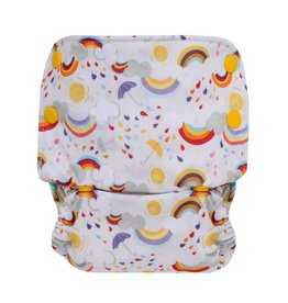GroVia GroVia One-Size AIO (All in One) Cloth Diaper