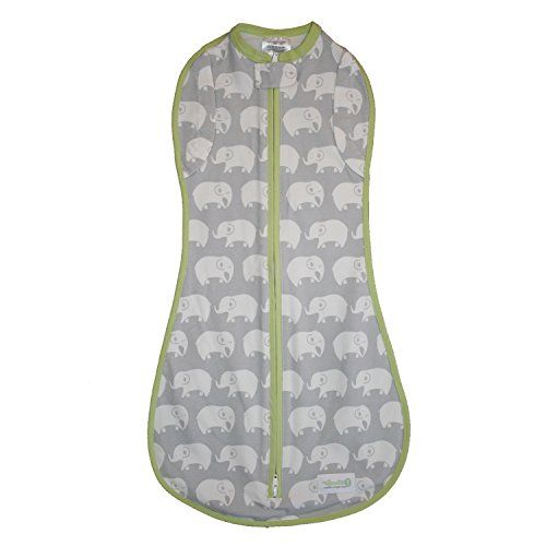 Woombie Convertible Woombie - Stardust Gray Elephant