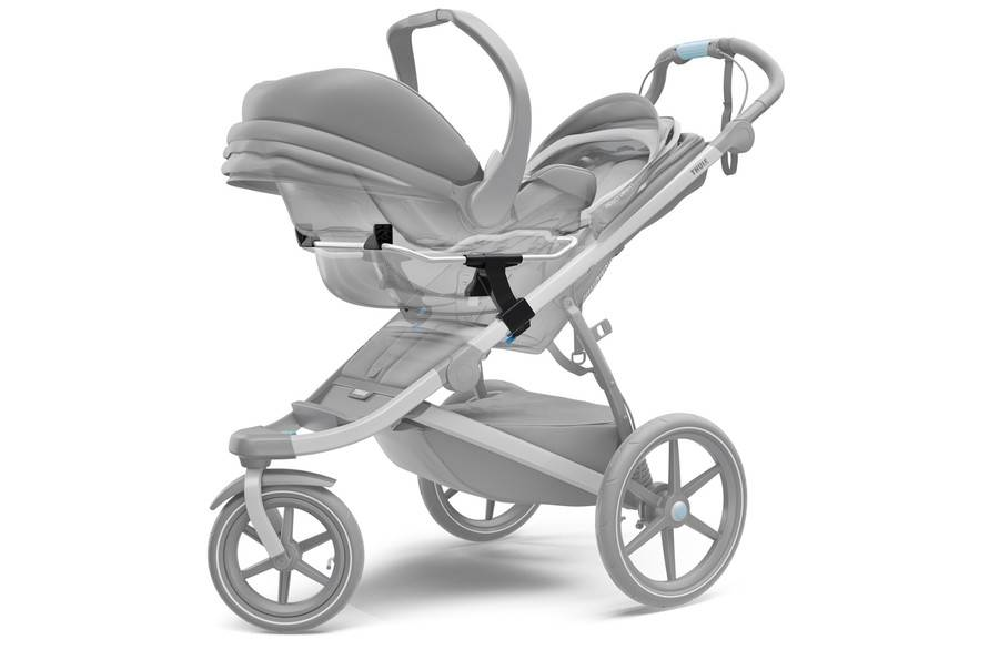 Thule Thule Urban Glide Car Seat Adapter - Chicco