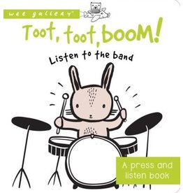 Books Toot, Toot Boom Board Book