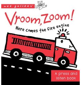 Vroom, Zoom! Board Book
