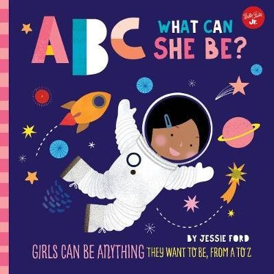 Books ABC What Can She Be - Hardcover