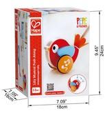 Hape Lilly Bird Musical Push Along Toy