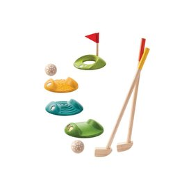 PlanToys Mini Golf-Full Set