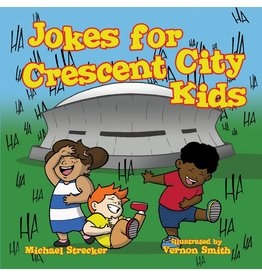 Books Jokes for Crescent City Kids