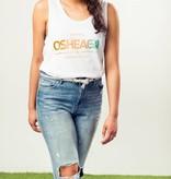 Osheaga PASTEL M&A LOGO TANK TOP - 2017 OFFICIAL (UNISEX)