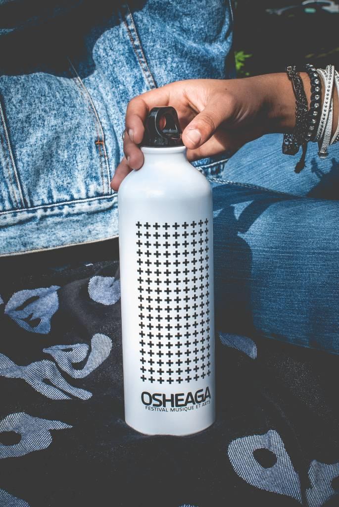 Osheaga ALWAYS + WATER BOTTLE