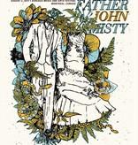 Musique sur papier SERIGRAPHIE FATHER JONH MISTY