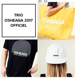 TRIO OSHEAGA OFFICIEL 2017 T-PETIT