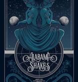 Musique sur papier LITHOGRAPHIE ALABAMA SHAKES