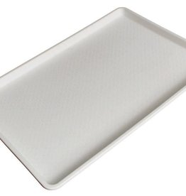 "Winco Fast Food Tray, White, 18"" x 26"""