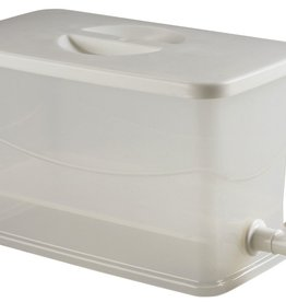 Tablecraft Beverage Dispenser, 1 Gal.