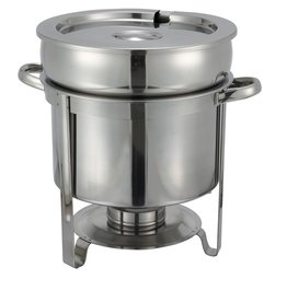Winco Soup Warmer, S/S, 11 Qt
