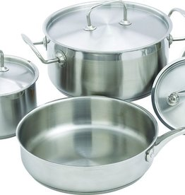 Winco Cookware Set, 7 Pcs