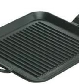 """Lodge Cast Iron Square Grill Pan, 12"""""""