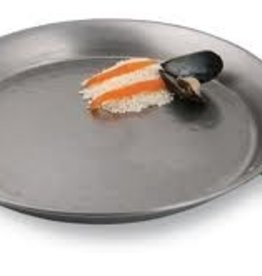Allied Metal Paella Pan, 14""