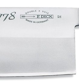 F. Dick Corp Cleaver, 6-3/4""