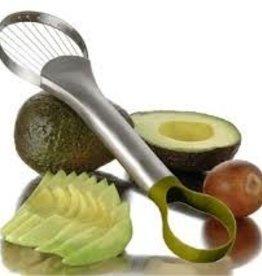 "Focus Foodservice Avocado Slicer/Pitter, 9-1/2"""