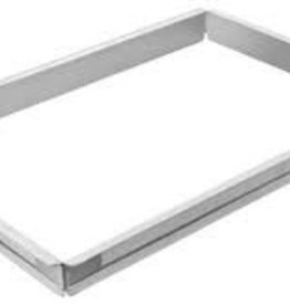 "Focus Foodservice Sheet Pan Extender, 18"" x 26"" x 2"""