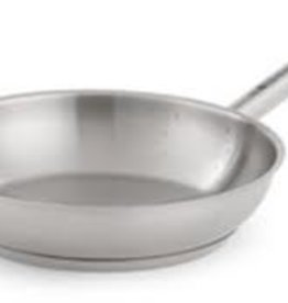 Vollrath Fry Pan, OPTIO, S/S, 9-1/2""