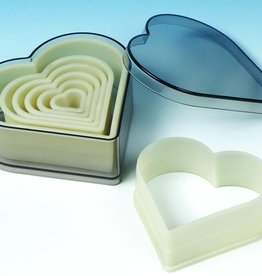 Fat Daddio's Cookie Cutter Set, 7 Pcs