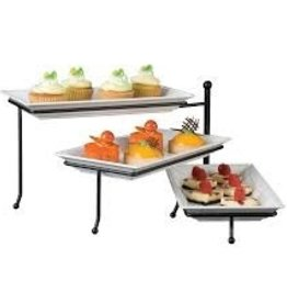 American Metalcraft Stand with Platters