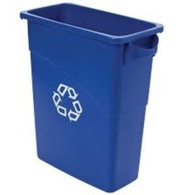 Rubbermaid Recycle Container