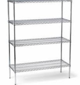 Thunder Group Wire Shelving Set