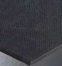 "Apex Finger Scrape Mat, 36"" x 60"", Black"