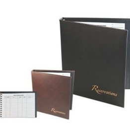 Menu Solutions Reservation Binder