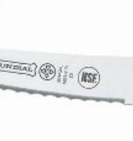 Mundial Inc Bread Knife, Plastic Hdl, 10""