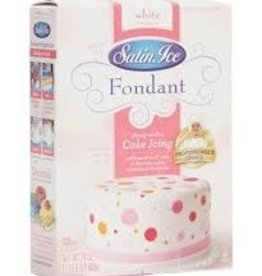 Ateco Fondant, White/Vanilla, 1.5 lb