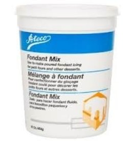 Ateco Fondant Mix, 16 oz