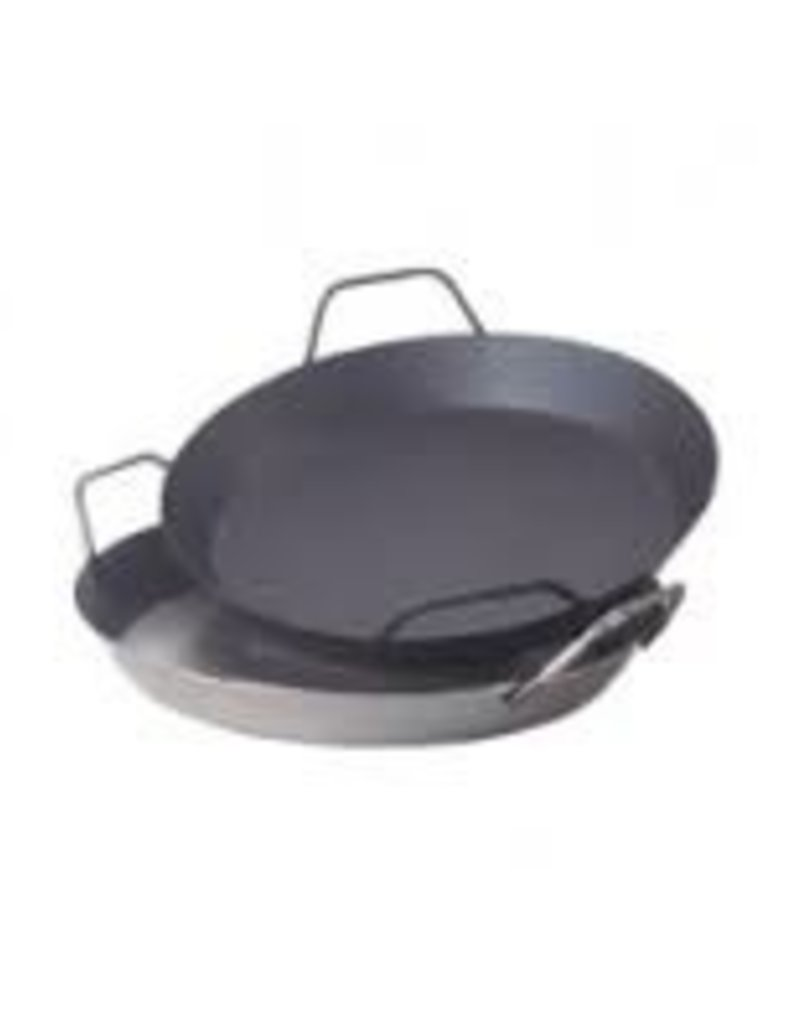 Allied Metal Non-Stick Paella Pan, 15""
