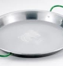Allied Metal Paella Pan, 22""