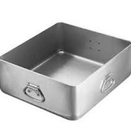 "Vollrath Roasting Pan, WEAREVER, 7"" Deep"