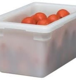 "Cambro Food Storage Box, 18"" x 26"" x 9"""