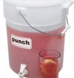 Cambro Beverage Dispenser, 6 Gal.